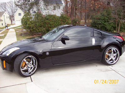 350z - Keep your car or truck looking its best with professional car wash services, auto detailing, and waxing from our Alexandria, Virginia, company.
